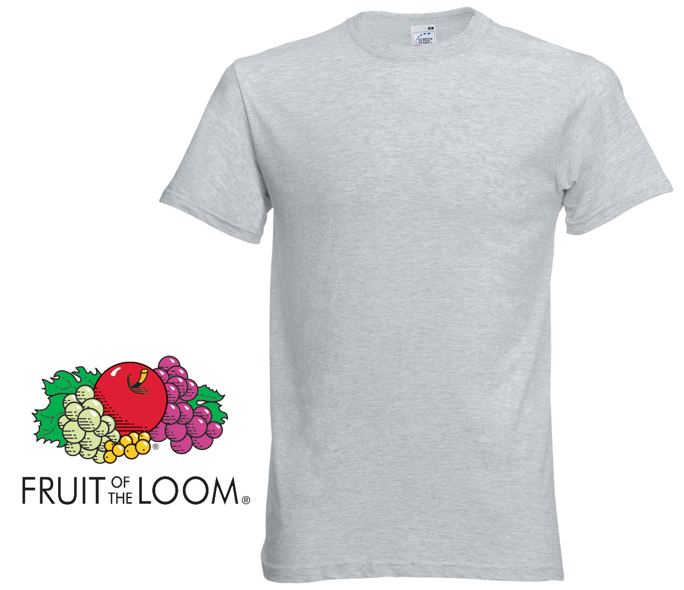 Msprint for Fruit of the loom t shirt printing